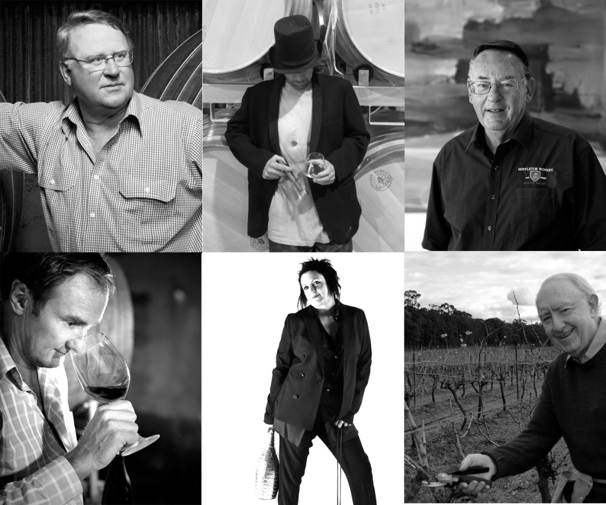 A special by the fireside Q&A series with some of the Hunter Valley's wine connoisseurs