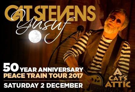 Cat Stevens Live – 02-12-2017