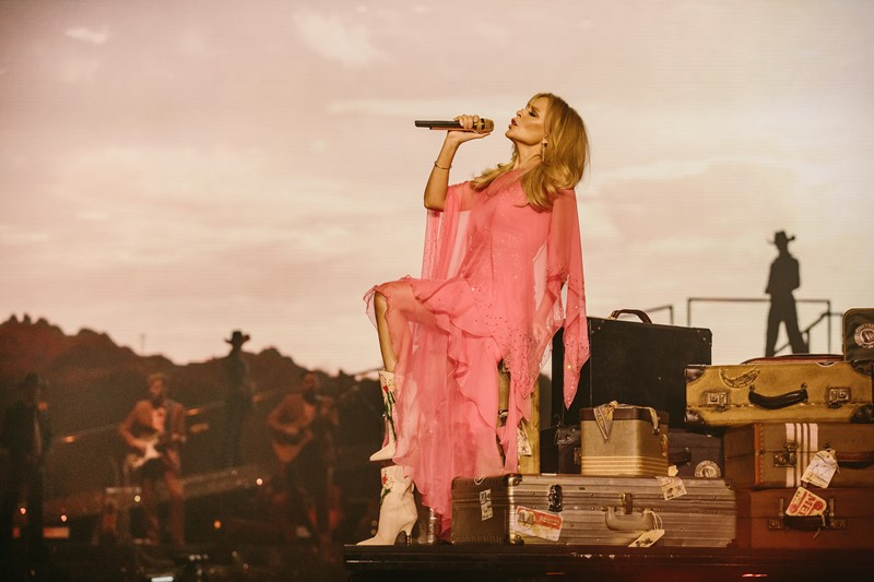 Kylie Minogue Live