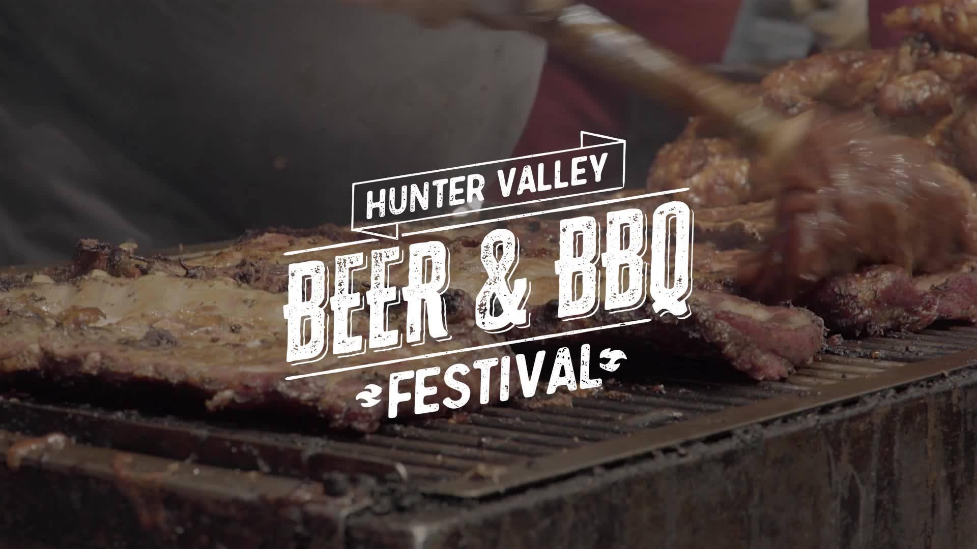 Hunter Valley BEER & BBQ Festival at Hope Estate